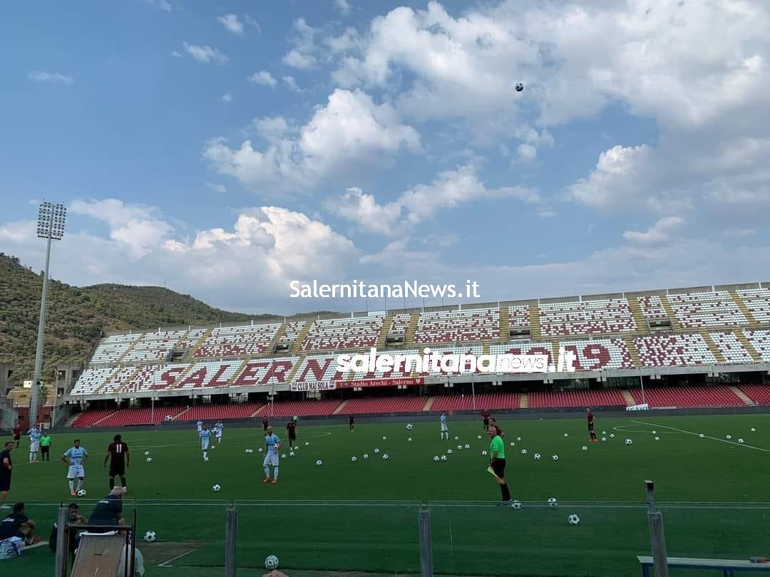 lancio palloni in campo